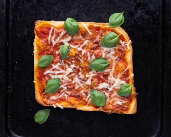 Пица без бяло брашно