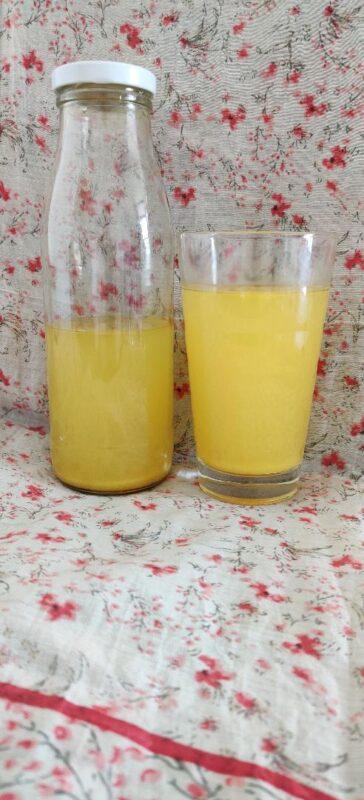 Oсвежаваща лимонада