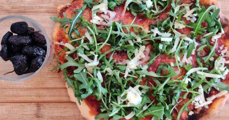 Пица с рукола